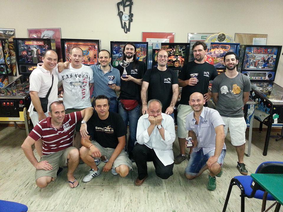 milano pinball club